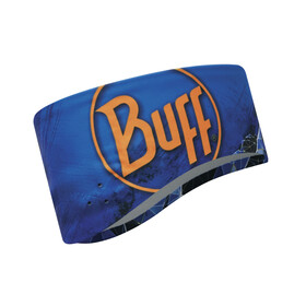 Buff Headband Windproof Anton Buff Size 30 Blue/Blue Ink